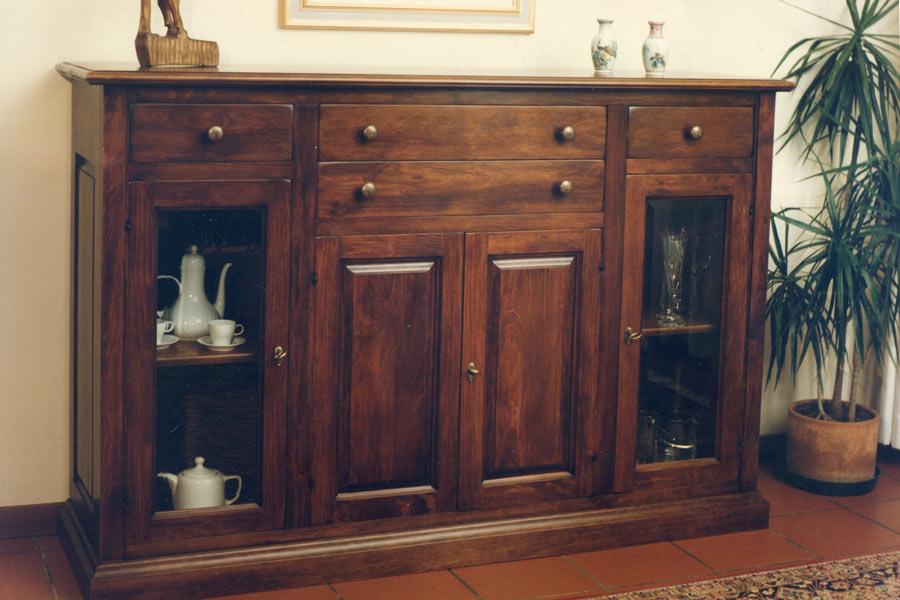 mobili per ingresso in legno massiccio e arredamenti su