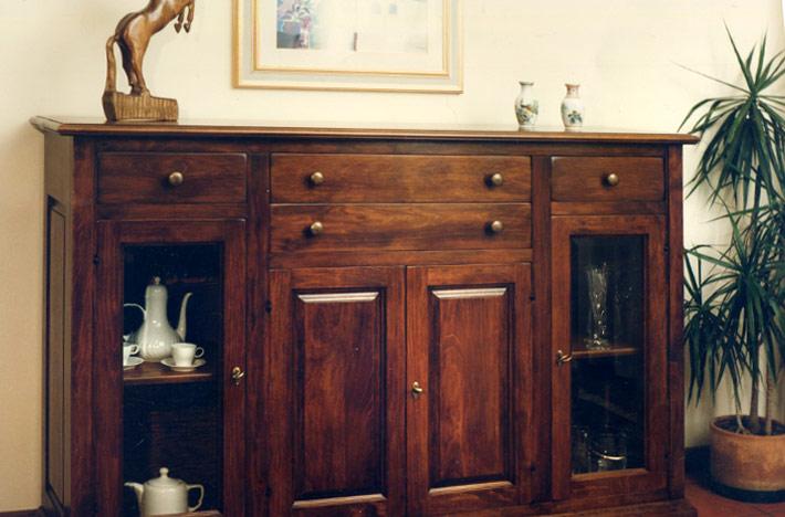 mobili d'arte, mobili rustici in arte povera e moderni: cucine ... - Mobili Per Ingresso Arte Povera